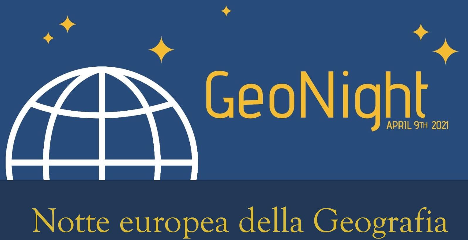 Unicam, due eventi online per la Notte Europea della Geografia