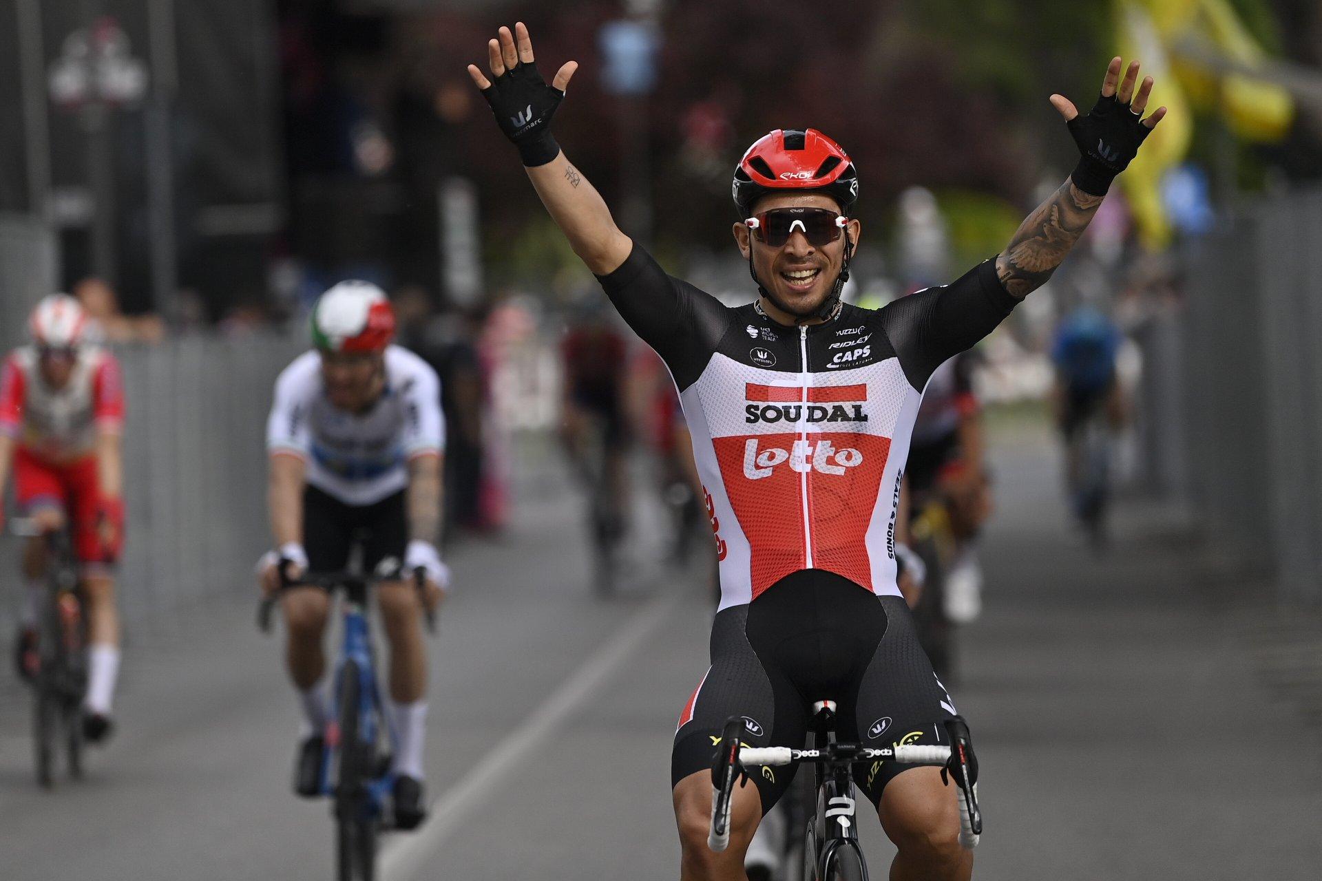 Giro d'Italia nelle Marche, tappa da Grotte di Frasassi ad Ascoli