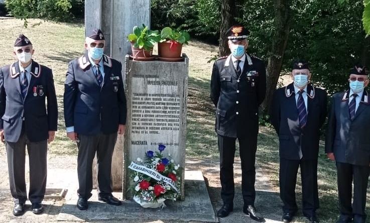 Carabinieri, ricordato il sacrificio del Maggiore Pasquale Infelisi