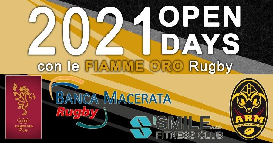 Rugby, a Macerata Open Days con le Fiamme Oro Roma
