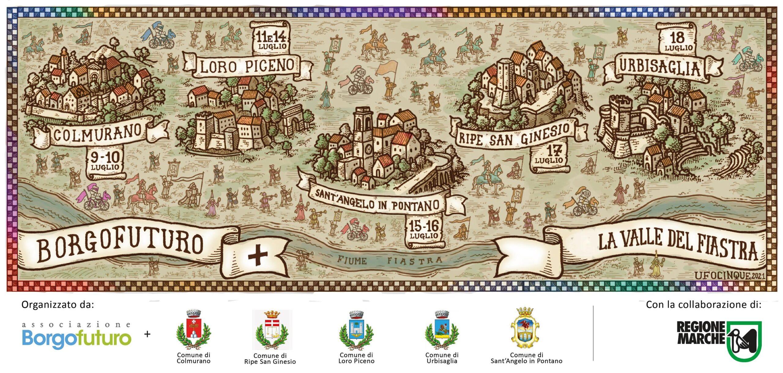 Borgofuturo+, il Festival della buona cultura e della ripartenza