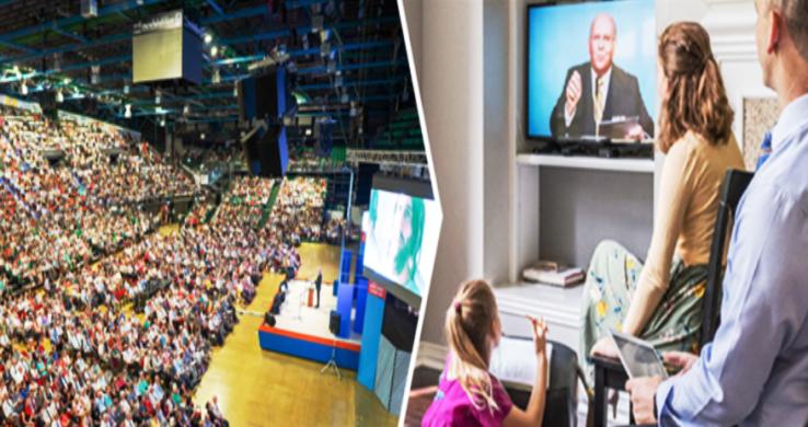 Testimoni di Geova, 4mila maceratesi seguono i congressi online