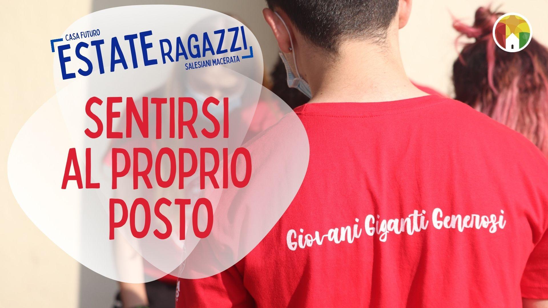 Salesiani Macerata, l'esperienza positiva dell'Estate Ragazzi