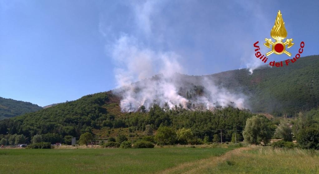 Prefettura di Macerata, iniziative contro gli incendi boschivi