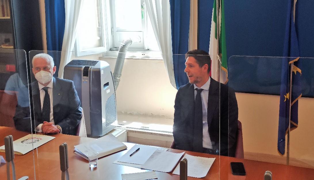 """Il Sottosegretario Nicola Molteni: """"Il Modello Macerata funziona"""""""