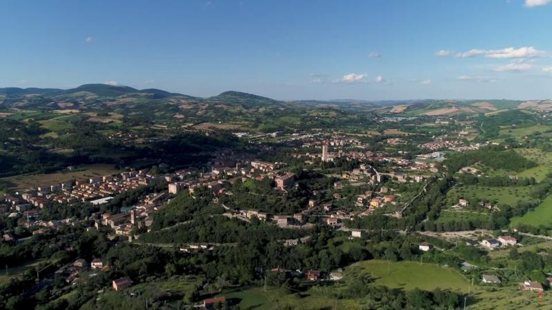 San Severino Marche, DASPO urbano per quattro persone
