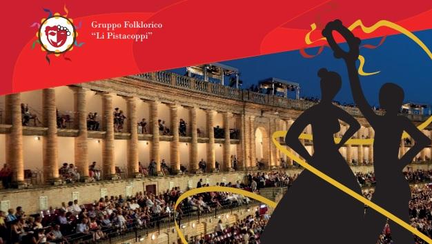 Macerata, allo Sferisterio il Festival Internazionale del Folklore