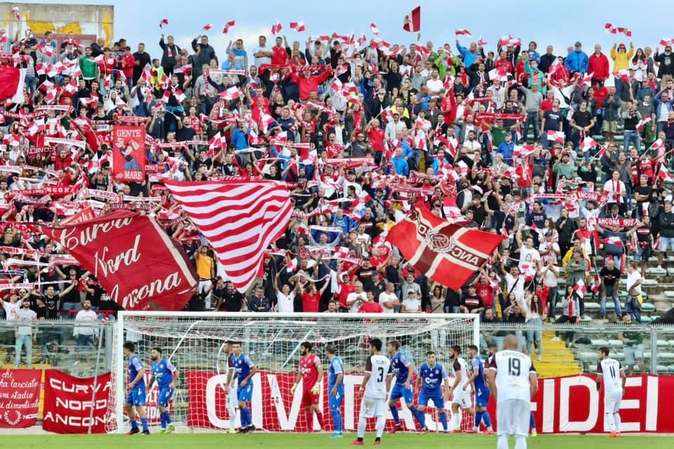 Ancona Matelica, allo Stadio Del Conero arriva la Lucchese