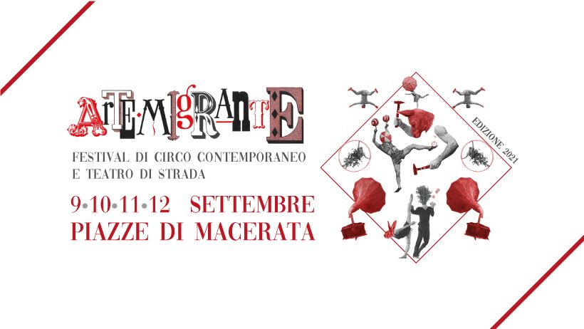Artemigrante, a Macerata Festival di circo e teatro di strada