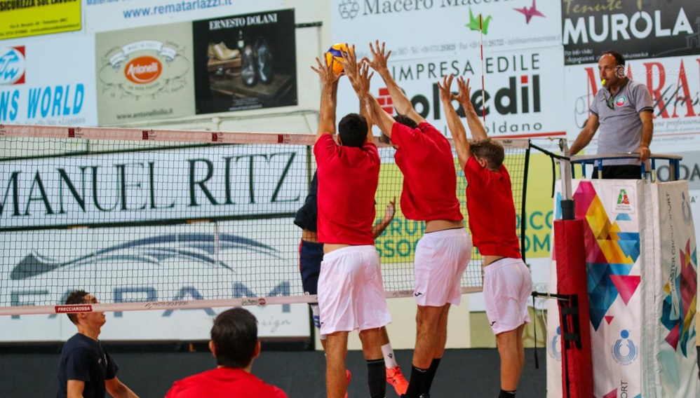 Med Store Tunit, allenamento con la Volley 79 Civitanova Marche