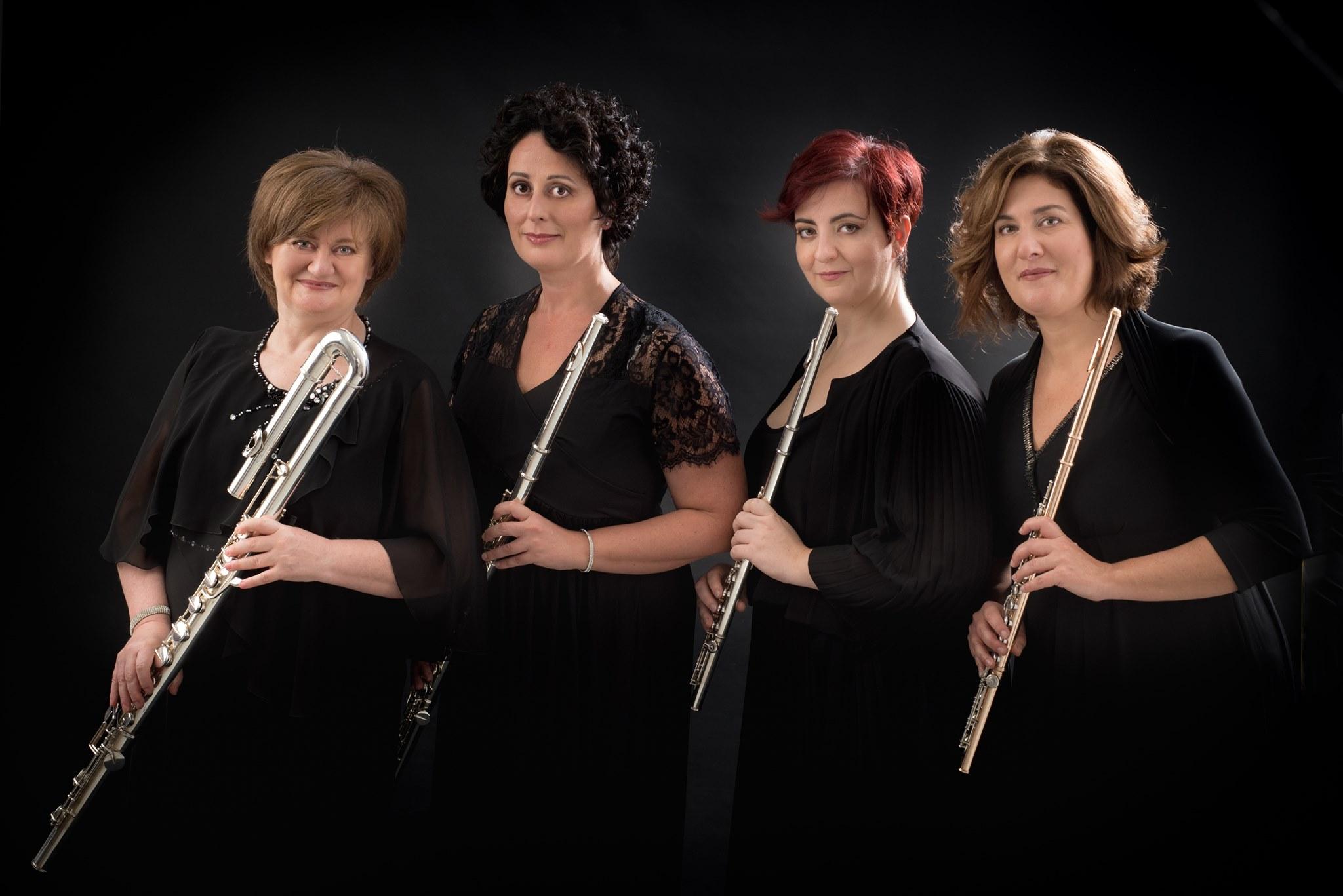 Montefano, il Quartetto Image alla Chiesa di San Filippo